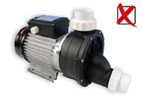 LX Whirlpool Bath Pump Model JA 120