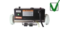 LX FLOW TYPE HEATER MODEL H10-R1