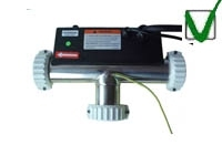 LX FLOW TYPE HEATER MODEL H10-R3